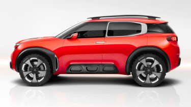 It'll feature Airbumps, scaled down from the C4 Cactus