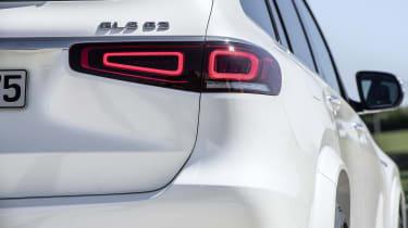 Mercedes-AMG GLS 63 tail-light