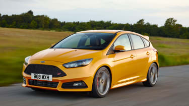 Ford Focus ST - Best Hot Hatch