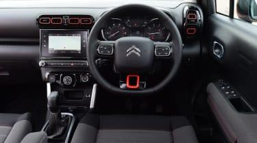 Citroen C3 Aircross - interior