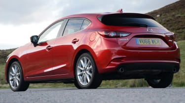 Both petrol engines are 2.0-litre units