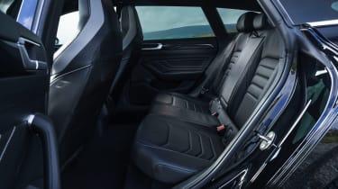 Volkswagen Arteon Shooting Brake estate rear seats