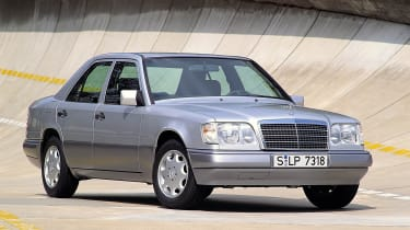 "The W124 Mercedes E-Class defined the phrase ""built like a bank vault"" and doesn't look like a car first sold in 1984"