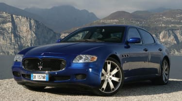 The Quattroporte was a characterful luxury saloon that offered genuine supercar performance and more than a little attitude.