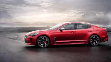 The powerful Kia Stinger GT has grabbed headlines