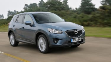 Mazda CX-5 - Best Car for Winter