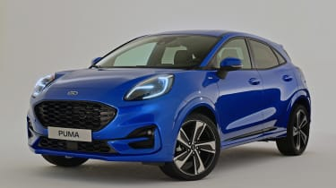 2020 Ford Puma - front 3/4 static view