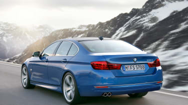Our artist's impression of the 2017 BMW 5 Series