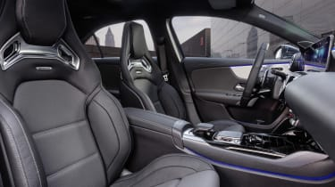 Mercedes-AMG A 35 Saloon interior front