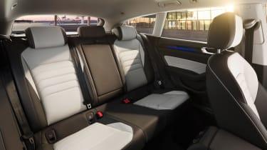 2020 Volkswagen Arteon Shooting Brake estate - rear seats