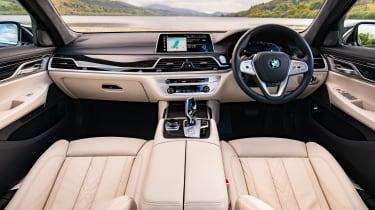 BMW 7 Series saloon - interior