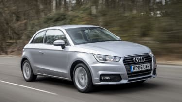 Audi A1 Sportback - front 3/4 view