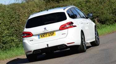 A relatively light weight and economical engines make the 308 SW very affordable to run
