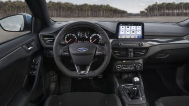 2019 Ford Focus ST - interior front