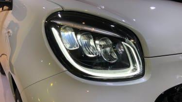 Smart EQ ForFour headlight
