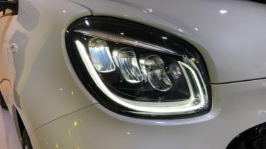 Smart EQ ForFour headlight