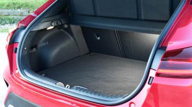 Kia XCeed hatchback boot