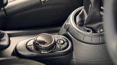 MINI hatchback 2014 interior detail