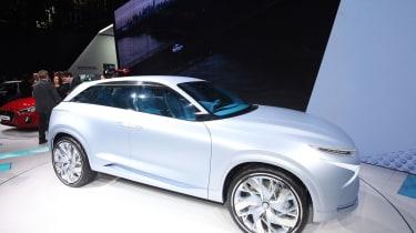 Hyundai fuel-cell concept