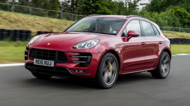 The Porsche Macan is one of the most distinctive sports SUVs you can buy...