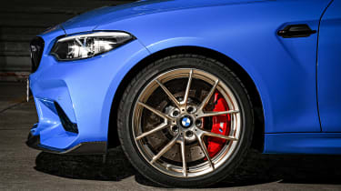BMW M2 CS alloy wheel