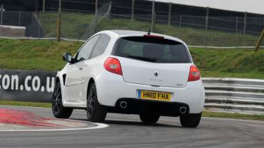 Renaultsport Clio - rear
