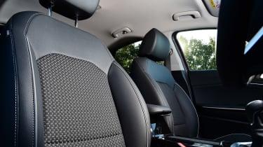 Kia XCeed hatchback front seats