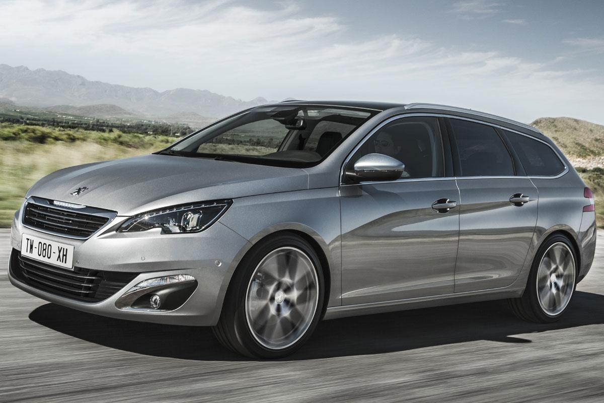 Peugeot 308 SW estate prices announced | Carbuyer