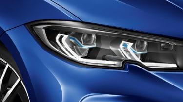 BMW 3 Series 2019 headlight