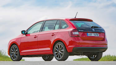 The 1.4-litre TDI can return 72.4mpg, but the 1.6-litre TDI is both quicker and more economical, managing 74.3mpg