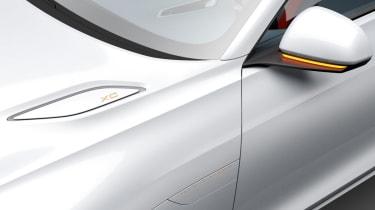 Volvo Concept XC Coupe door mirror