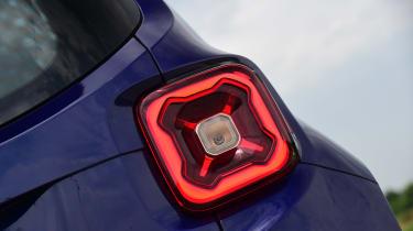 Jeep Renegade tail light
