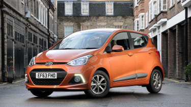 Hyundai i10 - Best City Car