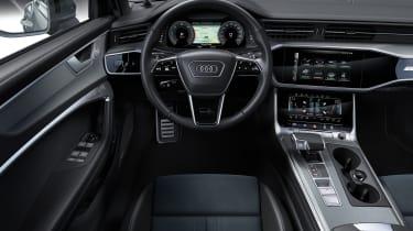 New 2019 Audi A6 Allroad estate - interior