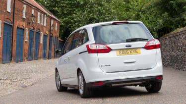 If you don't need as much space, there's also the Ford C-MAX, but that only has five seats