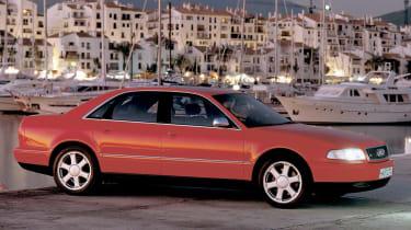 Audi S8 – Ronin