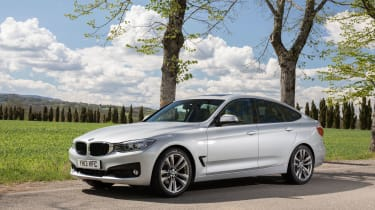 The BMW 3 Series GT offers customers a larger hatchback boot and roomier cabin than the 3 Series saloon