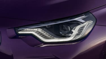 2021 BMW 2 Series Coupe - headlight