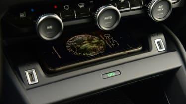 Citroen C4 hatchback controls
