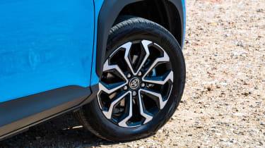 Toyota Yaris Cross alloy wheels