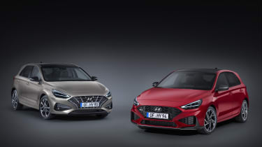 2020 Hyundai i30 and i30 N Line