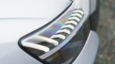Audi RS Q8 SUV - front headlight