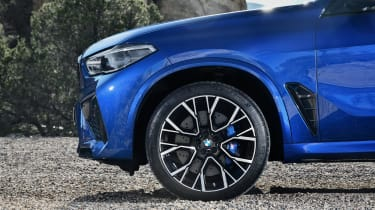 BMW X5 M Competition alloy wheel