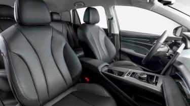 New MG 5 EV seats