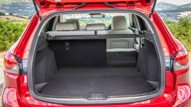 Mazda6 Tourer boot
