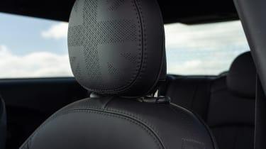 2021 MINI hatchback headrest
