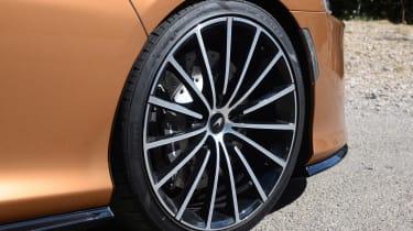 McLaren GT alloy wheel