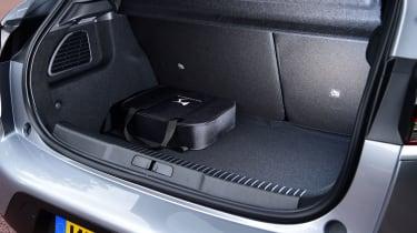 DS 3 Crossback E-Tense SUV boot