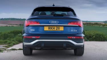 Audi Q5 Sportback SUV - rear view