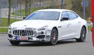 2020 Maserati Quattroporte prototype